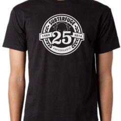 25 aniversario Negra