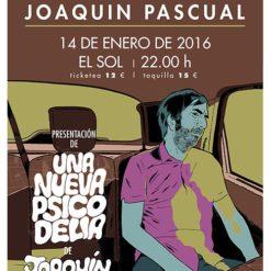 Joaquín Pascual Sala El Sol