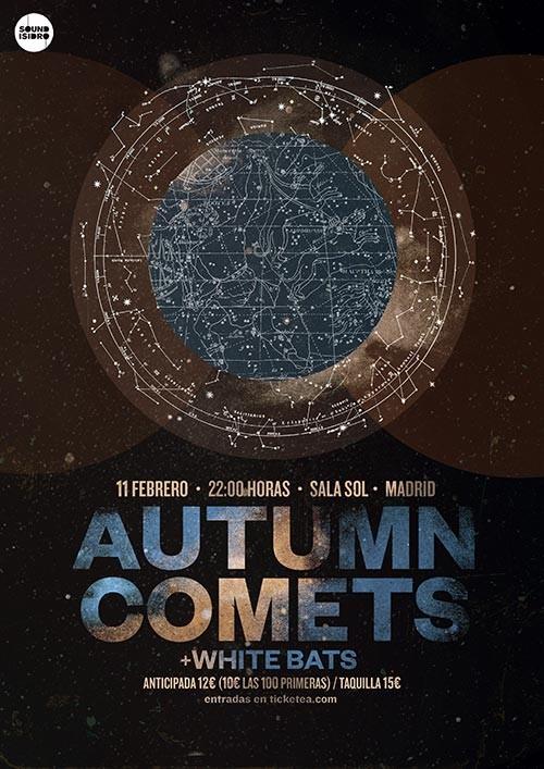 Autumn Comets Sala el Sol