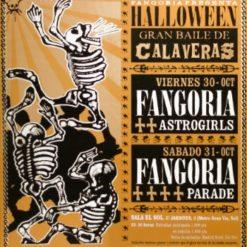 """Fangoria """"Halloween gran Baile de Calaveras"""""""