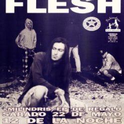 Psilicon Flesh Concierto
