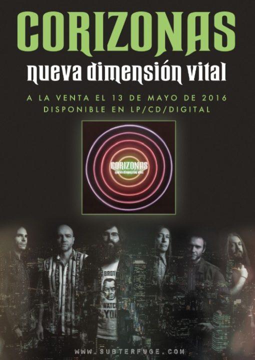 Pack LP+CD+Cartel Nueva Dimensión Vital