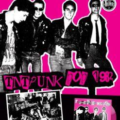 """(Cartel) Farmacia de Guardia """"Tnt punk rock 1982"""""""