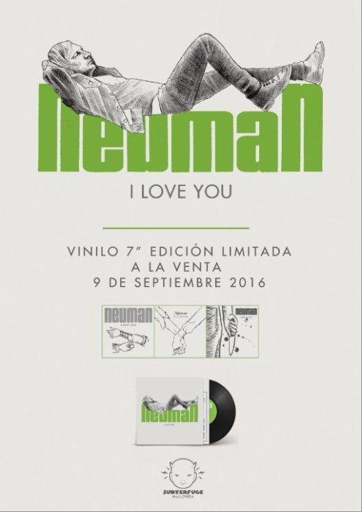Cartel Neuman I Love You