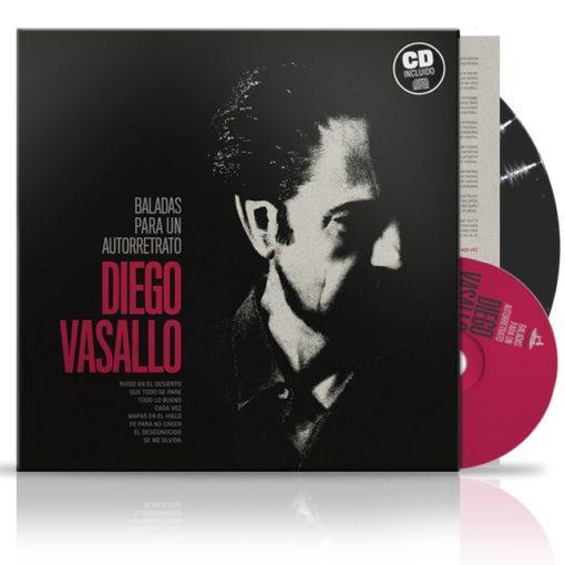 Baladas para un Autorretrato (LP+CD) .Pre order