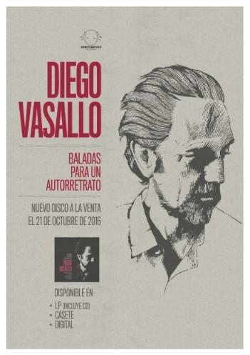 """Pack LP+CD+Cartel """"Baladas para un autorretrato"""""""