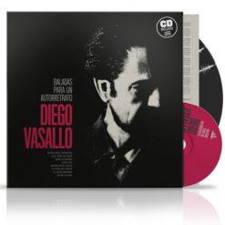 """Pack LP+CD+Cartel """"Baladas para un autorretrato"""".Pre order"""