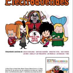 """Pack CD+Cartel """"Somos los Electroduendes"""""""