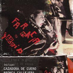 """Pack 7""""+ Cartel """"Cazadora de Cuero"""""""
