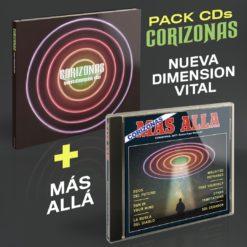 Pack Nueva Dimensión Vital + Más allá CDs