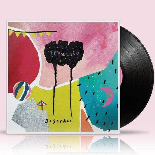 """LP+Descarga MP3 """"Disorder"""""""