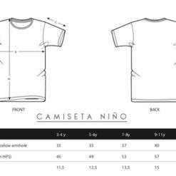 "Camiseta Niño Vega ""La Reina Pez"""