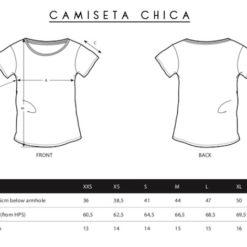 "Camiseta Mujer Vega ""La Reina Pez"""