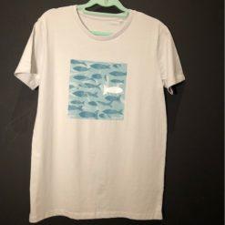 "Camiseta Hombre Vega ""La Reina Pez"""