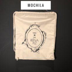 "Mochila Vega ""La Reina Pez"""