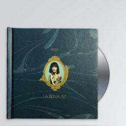 "Disco Libro Vega ""La Reina Pez"""