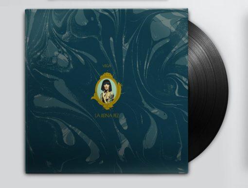 "LP+CD Vega ""La Reina Pez"""